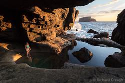 Castle Point Cave
