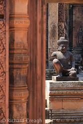 Banteay Srei Detail