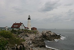 Lighthouses & Maine portfolio