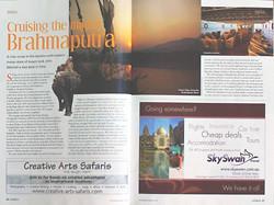 Some magazine articles portfolio