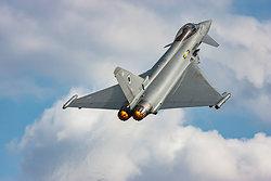 RAF Typhoon Display Team portfolio