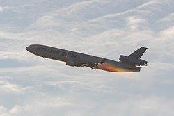 'Making Rainbows', McDonnell Douglas MD-11_6642