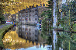 Weavers Cottages at Hebden Bridge