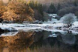 Brathay Frosty Sunrise