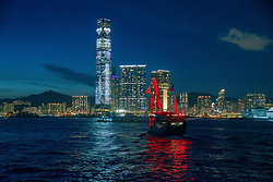 The Aqua Luna sails off to West Kowloon & the ICC - DSC_5280