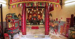 KMPAN-110 Che Kung temple interior, Sai Kung
