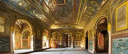 Sam ode Palace, Rajasthan - Durbar Hall