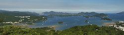 KMPAN-76 Sai Kung to High Island  Port shelter
