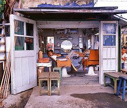 KMMACAU-4 Barber shop in Macau - 1978