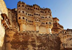 Mehrengarh fort - Jodhpur