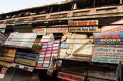 Old Delhi signs