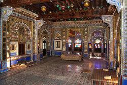 Sheesh Mahal, Mehrangarh Fort - Jodhpur