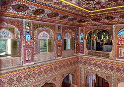 Samode Palace Rajasthan - Durbar Hall