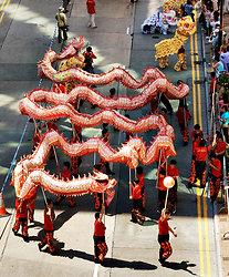 KM-369 Dragon dancers