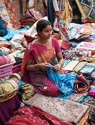 Janpath market, Delhi