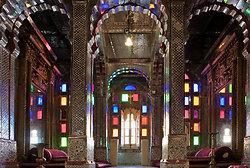 Deogarh Mahal, Rajasthan - Mirror room