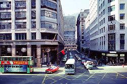 KM-160 Pedder street & Gloucester Building - 1974