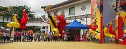 KMPAN-107 SHAOLIN Kung Fu monks at Po Lin