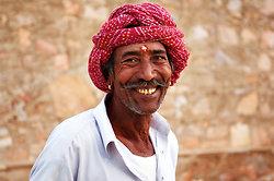 Samode villager  Rajasthan
