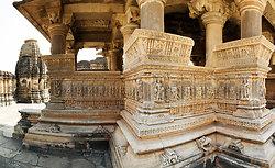 Nagda Temple, Rajasthan