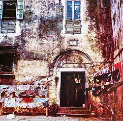 KMMACAU-3 Courtyard wall - 1978