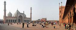 Delhi - Jama masjid