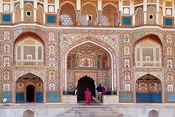 Amber Fort-  Jaipur Rajasthan