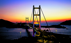 KM-338M Tsing Ma Bridge - 2009
