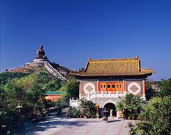 KM-350 Po Lin Monastery-s