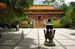 KM-351 Po Lin Monastery