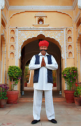 Samode Palace Rajasthan - Welcome