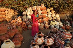 Pot seller Jaipur