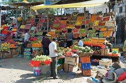Fruit sellers - Jaipur Rajasthan