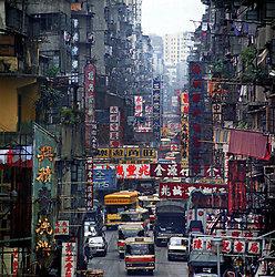 KM-154 Shanghai Street, Kowloon - 1984