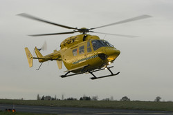 New BK117 Air Ambulance