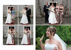 8 wedding album layout, norfolk wedding photographer