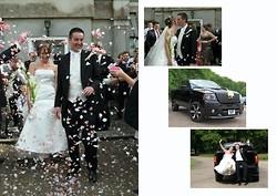 11 wedding album layout, norfolk wedding photographer