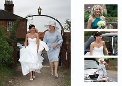 3 wedding album layout, norfolk wedding photographer