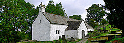 Llangar Church Corwen