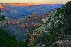 Grand Canyon-South Rim portfolio