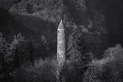 Glendalough Roundtower