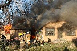 Training Fire 5/4/2011