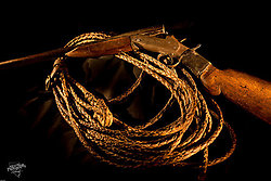 Shotgun & Rope