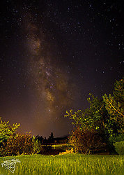 Milky Way in Gardnerville