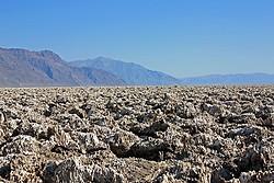 Devils Golf Course - Death Valley