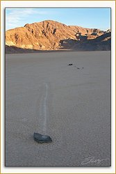 The Racetrack - Death Valley