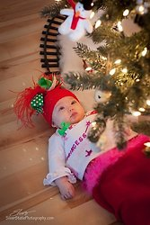 Alexa's first Christmas