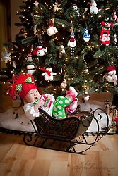 Alexa's first Christmas