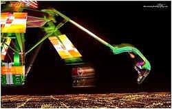 Insanity ride Las Vegas Stratosphere