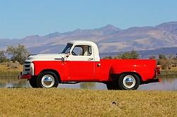 Buddy's 1955 Studebaker Pickup